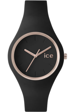 Ice Watch Unisex Black Glam