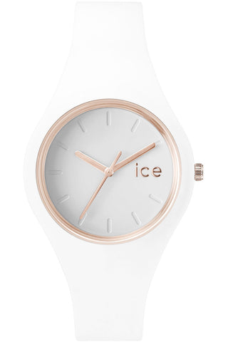Ice Watch Unisex White Glam