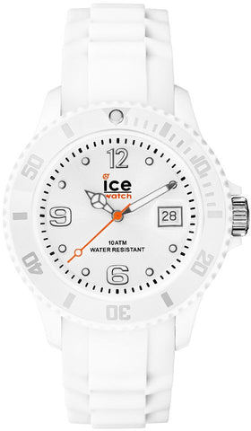 Ice Watch Ice-Sili White Silicone