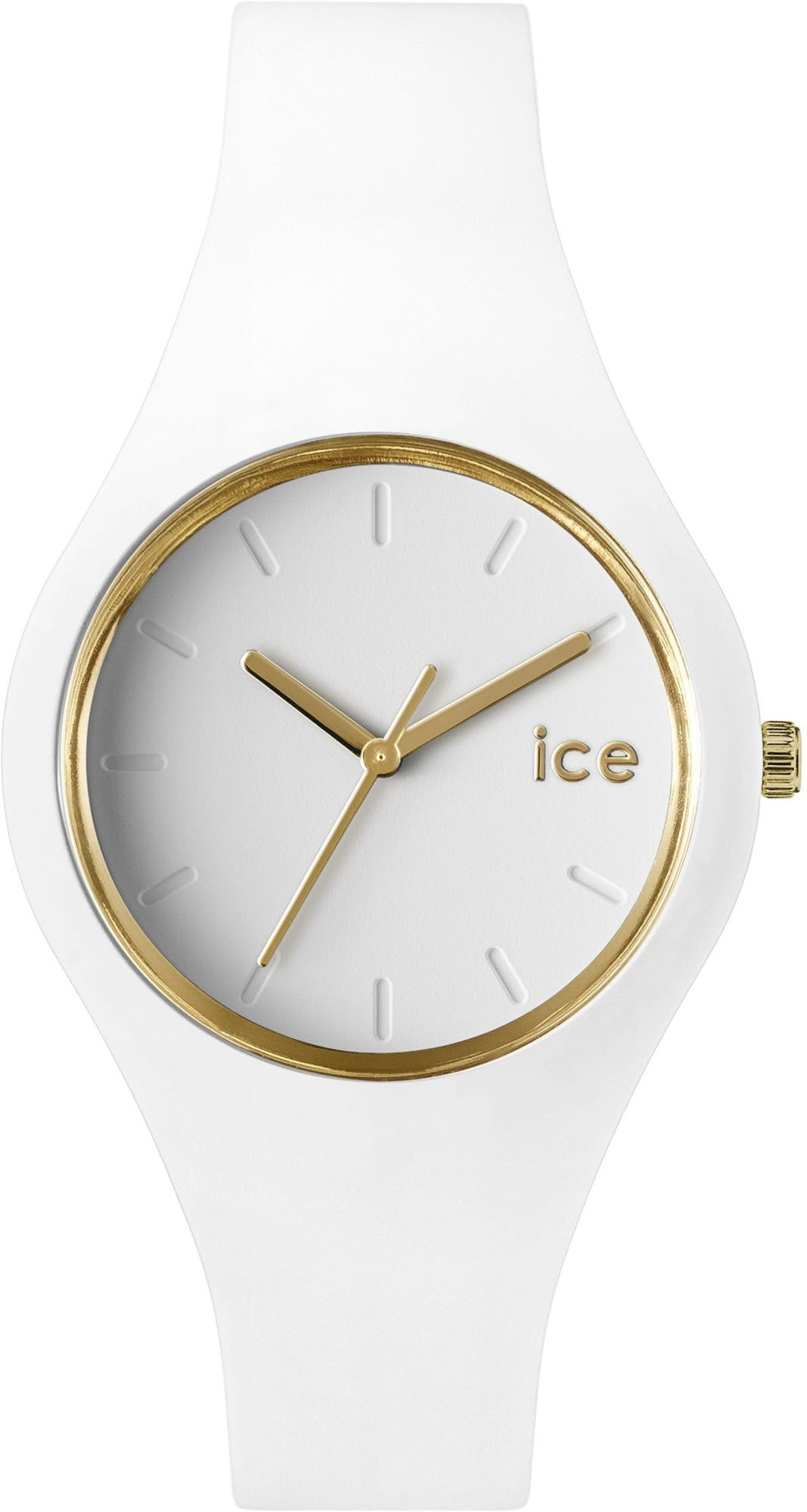 Ice Watch Glam White Gold