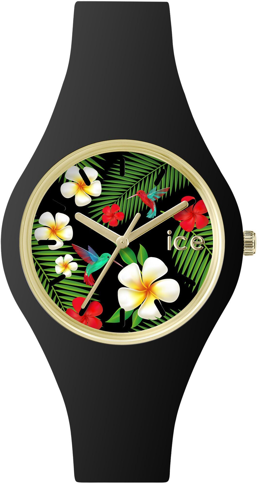 Ice Watch Flower Paradise Black