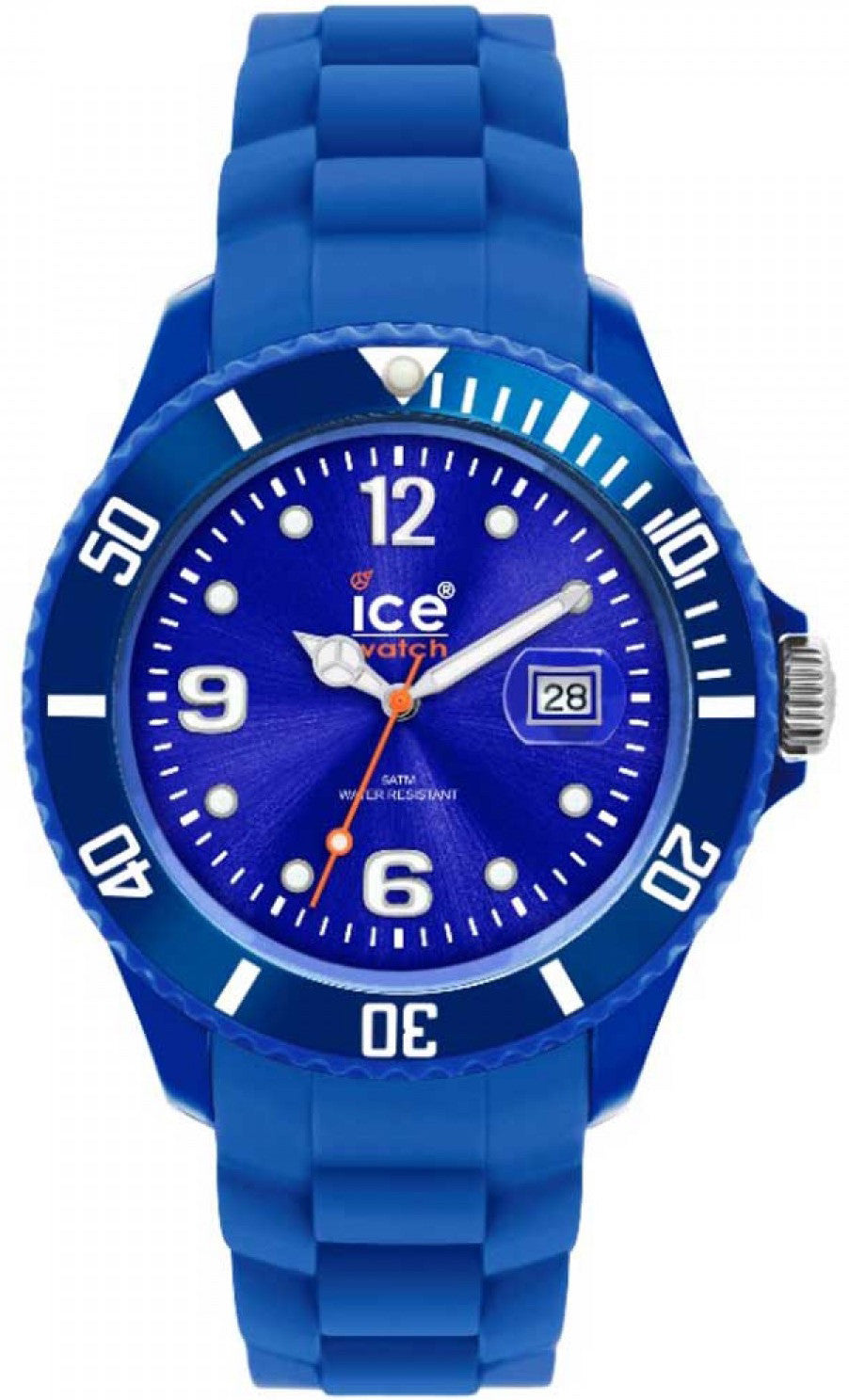 Ice Watch Ice-Sili Blue Silicone