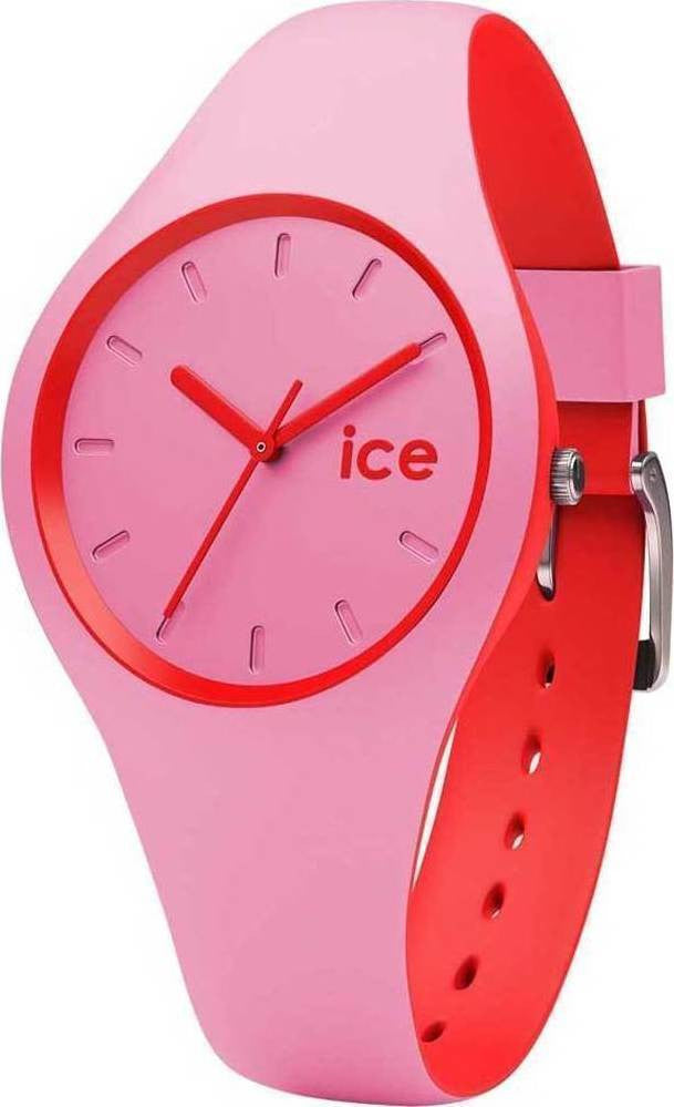 Ice Watch Ladies Small Duo Pink Red