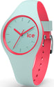 Ice Watch Ladies Small Duo Mint Coral DUO.MCO.S.S.16