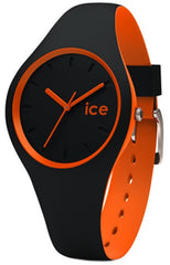 Ice Watch Ladies Small Duo Black Orange