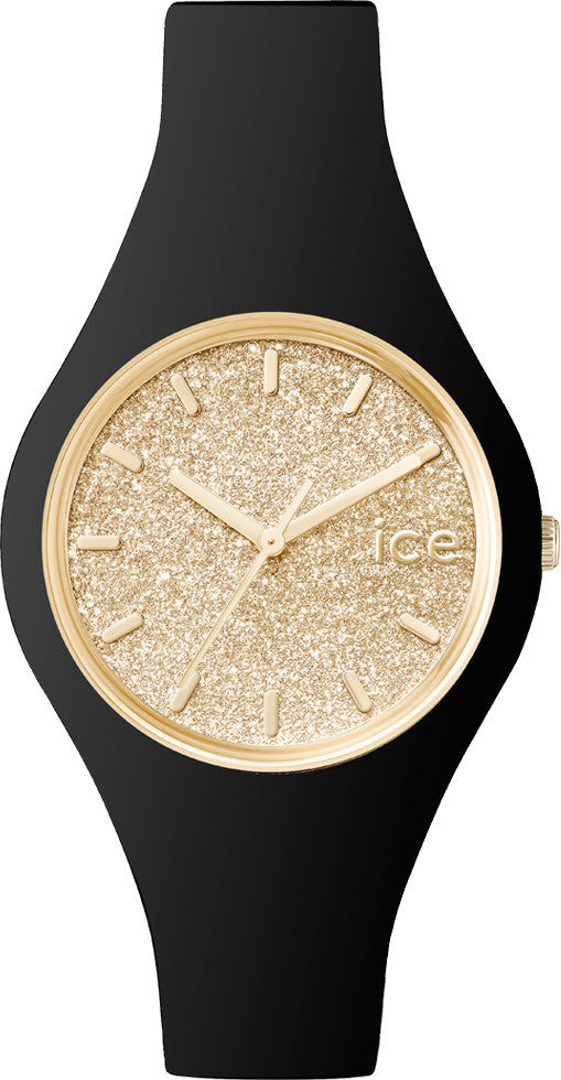 Ice Watch Glitter Black Ladies