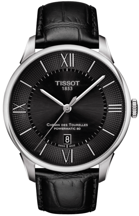 Tissot Watch Chemin des Tourelles Powermatic Gents D