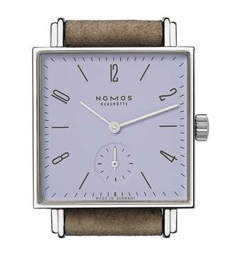 Nomos Glashutte Watch Tetra Lilac