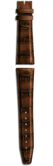 IWC Strap Aligator Marron Brown For Pin Buckle IWA54578