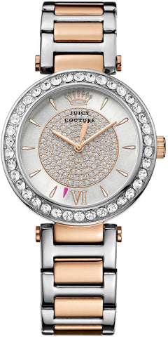 Juicy Couture Watch Luxe Couture Ladies