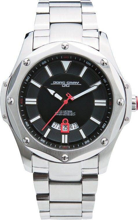 Jorg Gray Watch JG9100 Series D