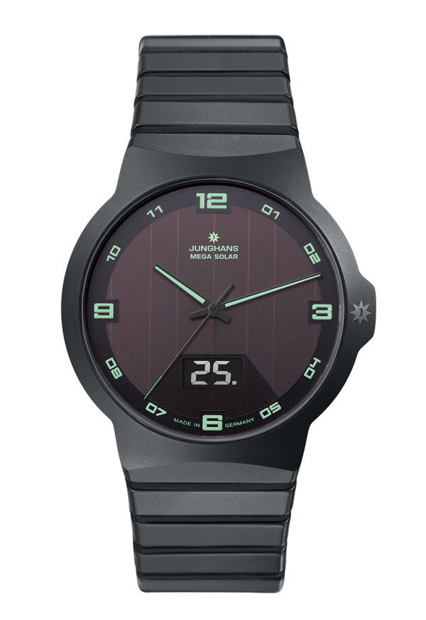 Junghans Watch Force Mega Solar