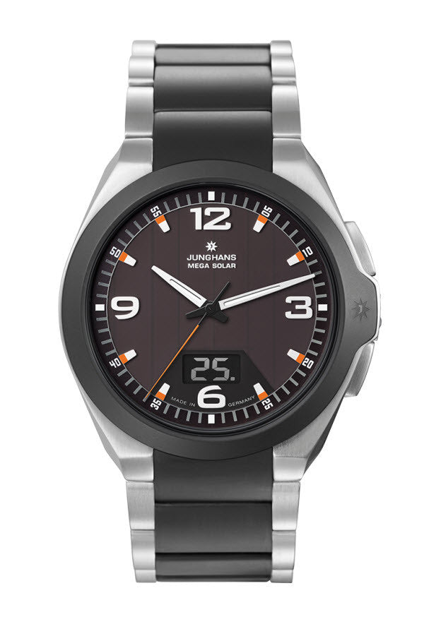 Junghans Watch Spektrum Mega Solar