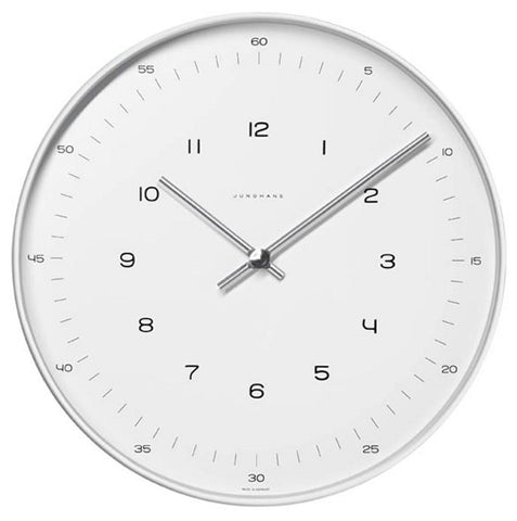 Junghans Wall Clock Max Bill Quartz 22cm