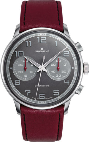 Junghans Watch Meister Driver Chronoscope