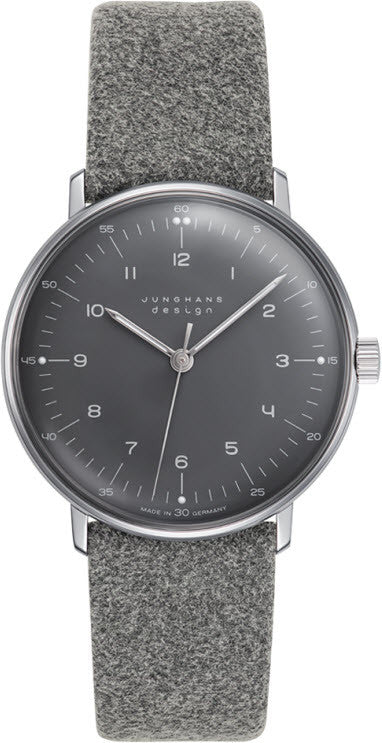 Junghans Watch Max Bill Handaufzug