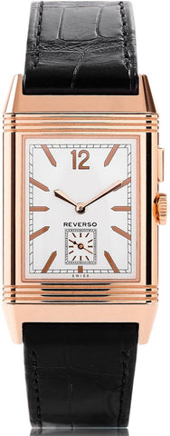 Jaeger LeCoultre Watch Grande Reverso Ultra Thin Duoface