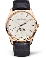 Jaeger LeCoultre Watch Master Ultra Thin Moon Rose Gold