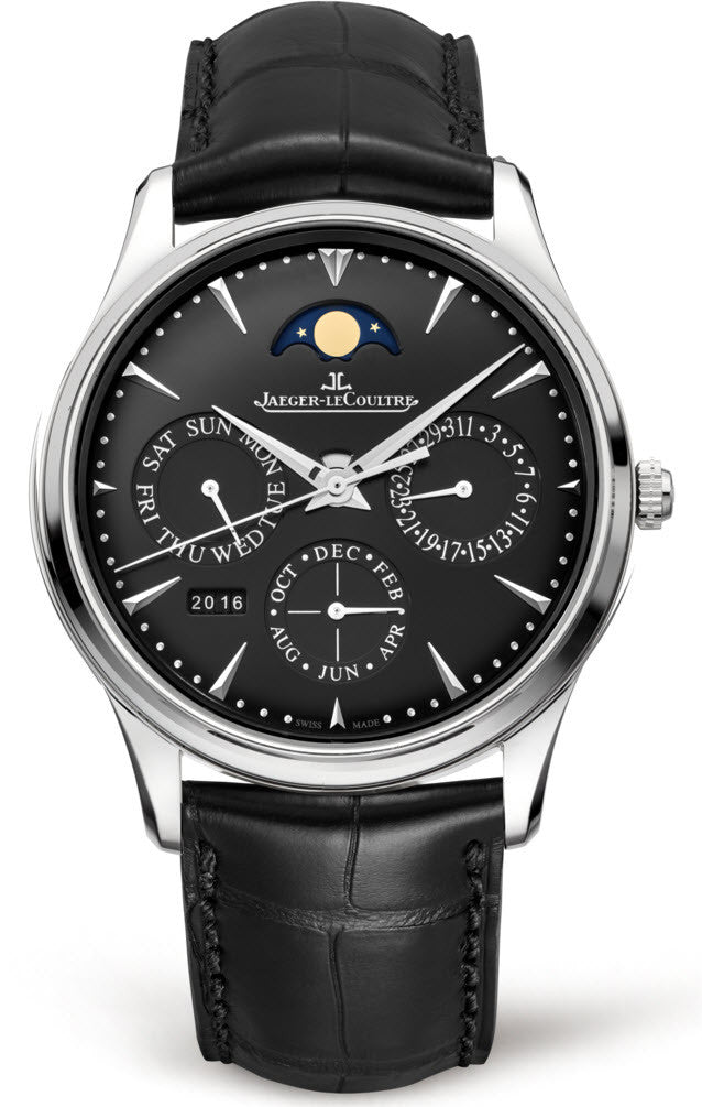 Jaeger LeCoultre Watch Master Ultra Thin Perpetual Q1308470 Watch