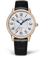 Jaeger LeCoultre Watch Rendez Vous Night and Day Rose Gold