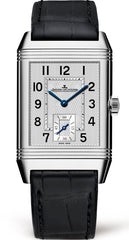 Jaeger LeCoultre Watch Reverso Classic Medium Duoface Small Second