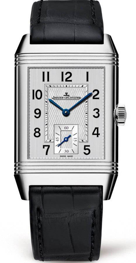 Jaeger LeCoultre Watch Reverso Classic Medium Small Second