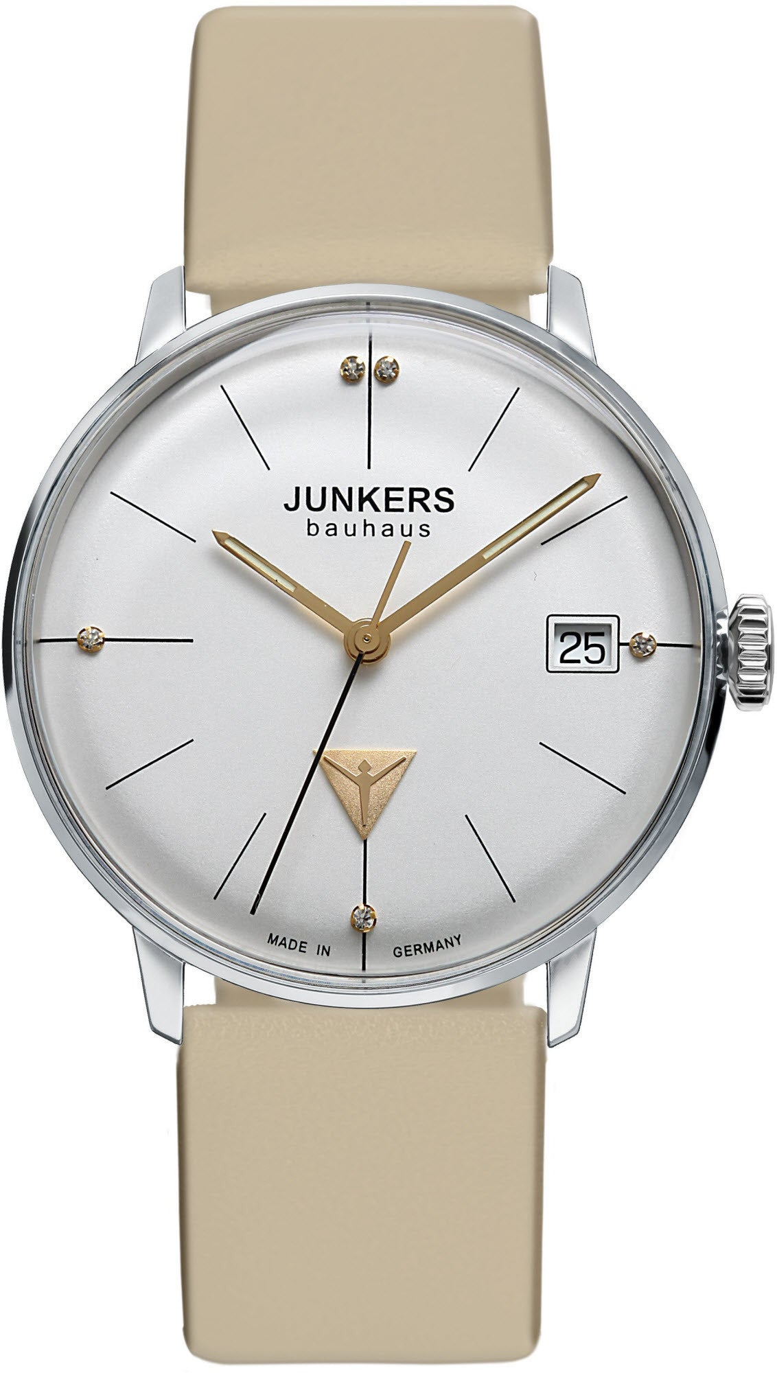 Junkers Watch Bauhaus Lady