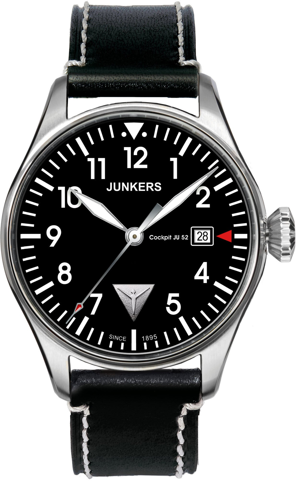 Junkers Watch Cockpit JU53