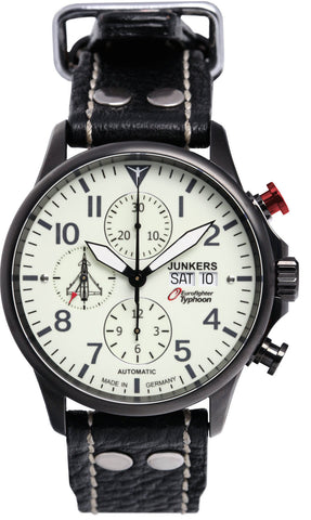 Junkers Watch Eurofighter