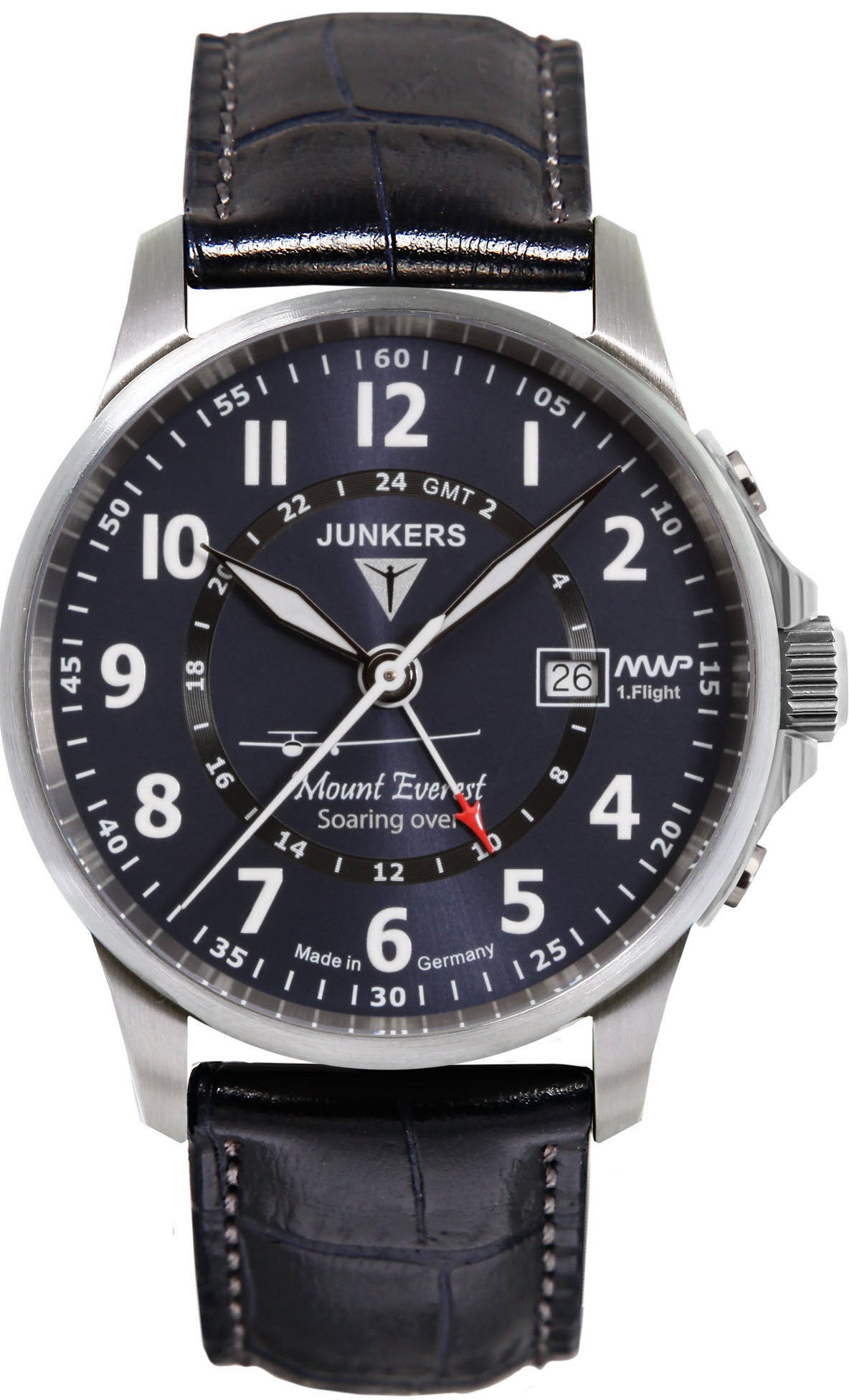 junkers watch mountain wave project 6844 3 watch