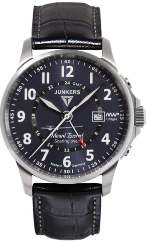 Junkers Watch Mountain Wave Project