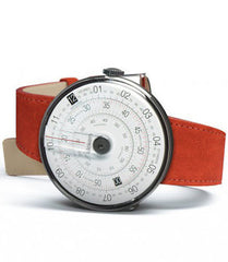Klokers Watch KLOK-01-D2 Grey Simple