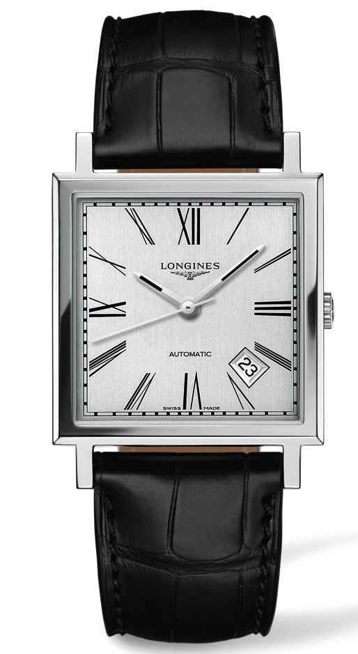 Longines Watch Heritage 1968 Mens