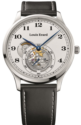 Louis Erard Watch 1931 Small Second Open