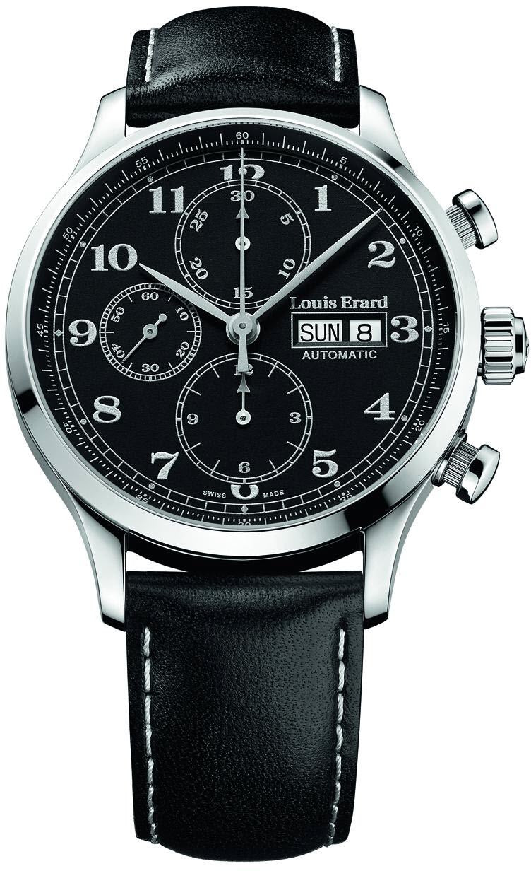 Louis Erard Watch 1931 Vintage Chrono Limited Edition
