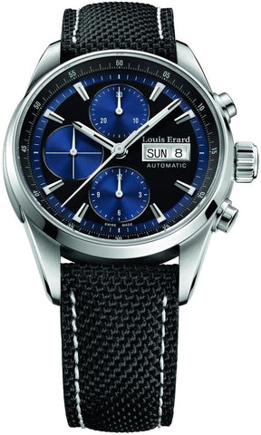 Louis Erard Watch Heritage Sport Chrono
