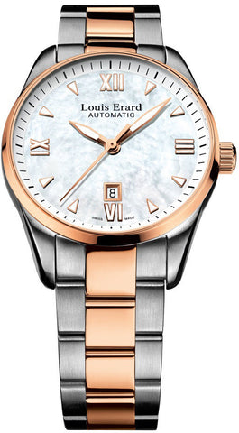 Louis Erard Watch Heritage Sport Lady
