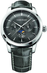 Louis Erard Watch Heritage Quartz Moonphase