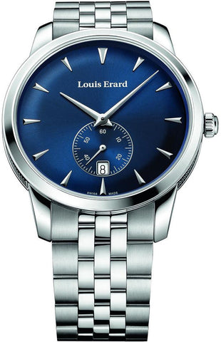Louis Erard Watch Heritage Quartz Small Seconds