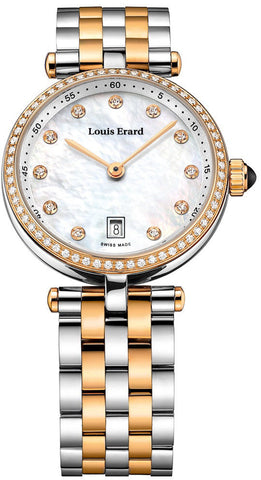 Louis Erard Watch Romance Petite