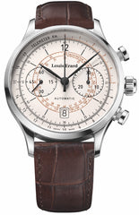 Louis Erard Watch 1931 Chrono Vintage