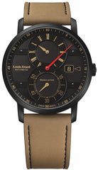 Louis Erard Watch Excellence Black PVD