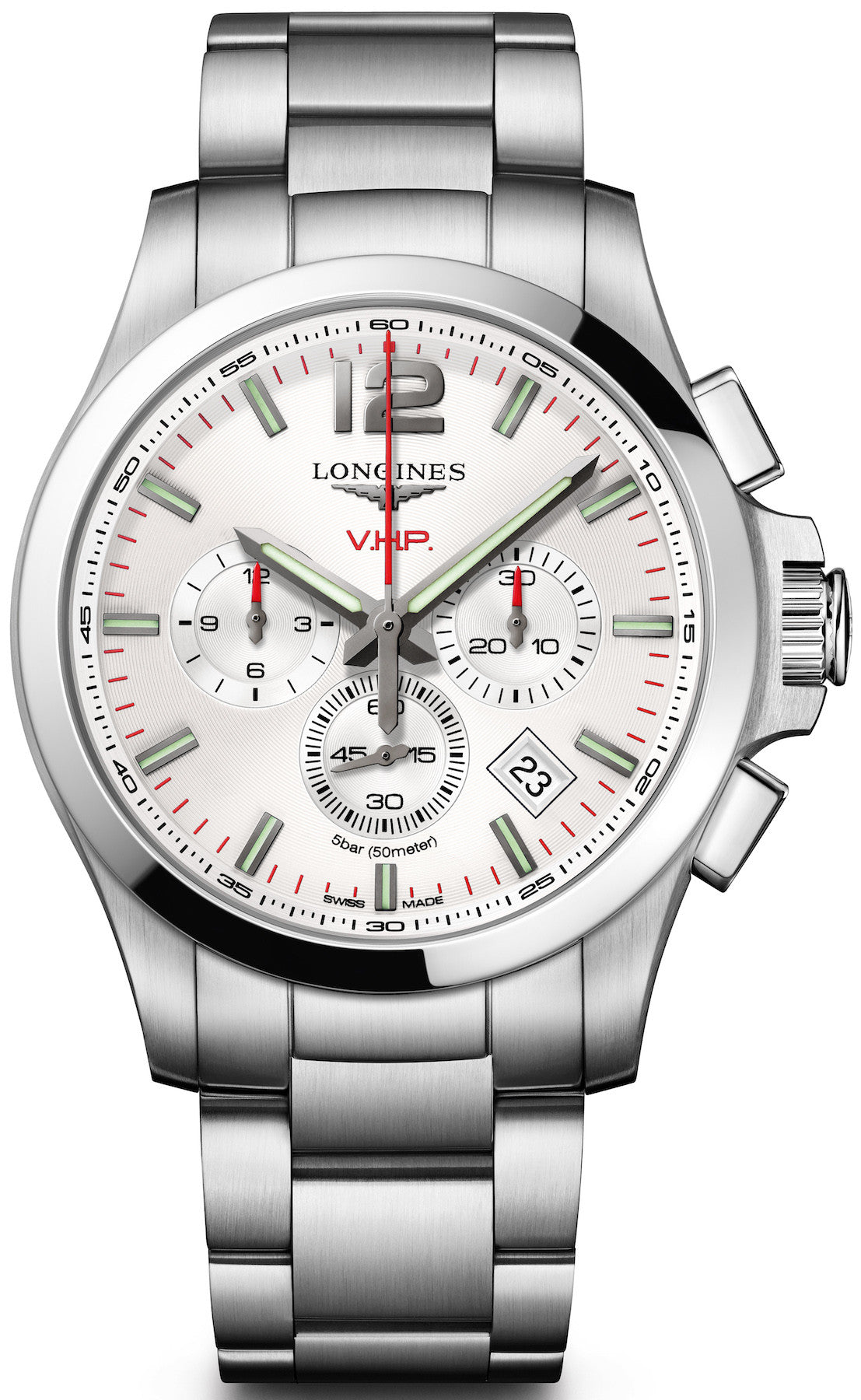 Longines Watch Conquest VHP Chrono