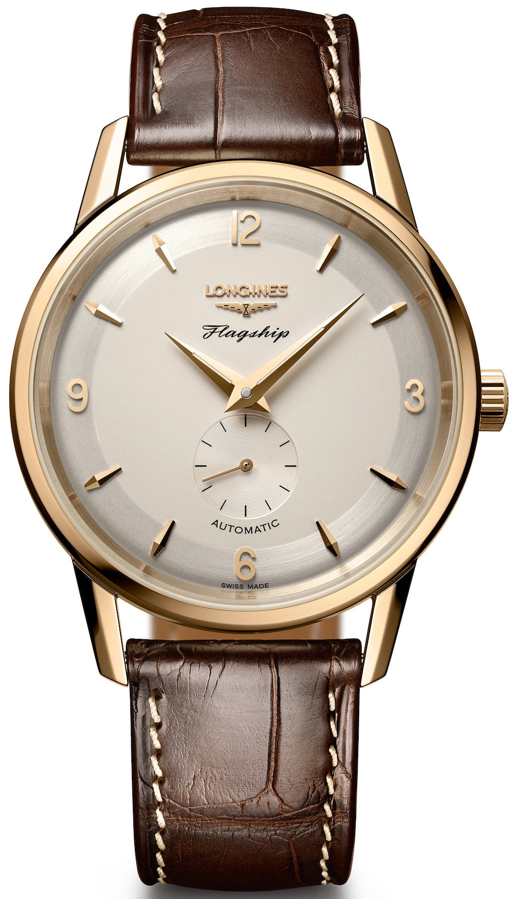 Longines Watch Flagship Heritage 60th Anniversary Limited Edition