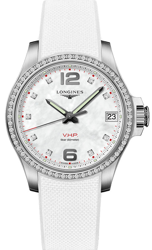 Longines Watch Conquest V.H.P