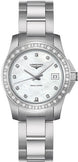 Longines Watch Conquest Ladies L3.258.0.89.6