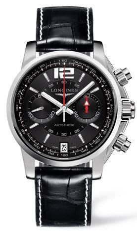 Longines Watch Admiral Mens D