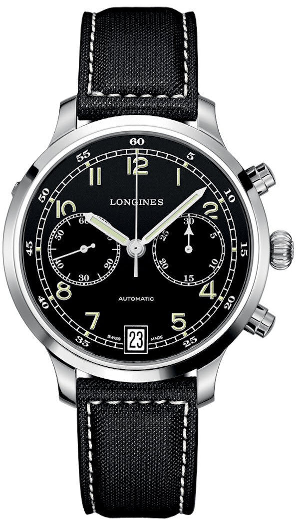Longines Watch Heritage Military 1938