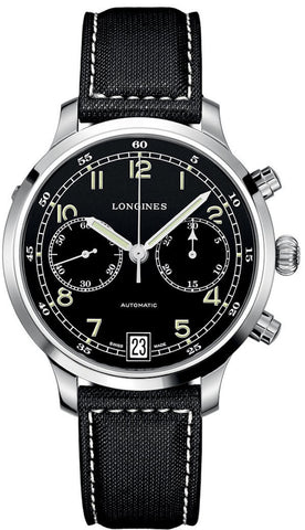 Longines Watch Heritage Military 1938 Mens