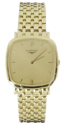 Longines Watch Mens